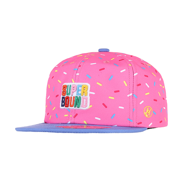 SUPER BOUND KIDS SNAPBACK 834 (PK) -키즈