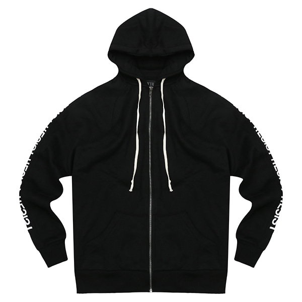CIVIL TRAINING HOODED JUMPER 102 (BK)